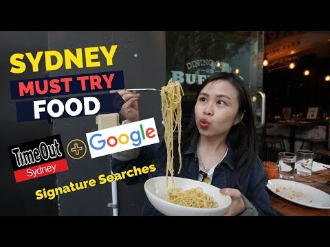 5 Must Try Food In Sydney - Where To Eat In Sydney Food Guide 2019