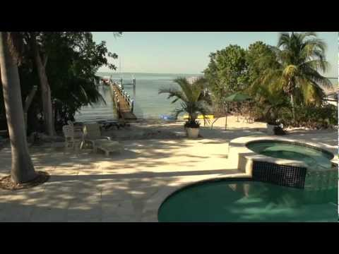 Florida Keys Bayfront Islamorada Home, Real Estate for Sale