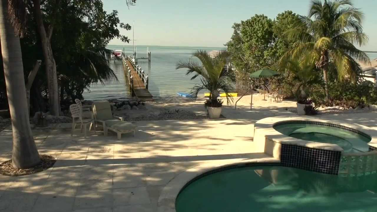 Florida Keys Bayfront Islamorada Home Real Estate For
