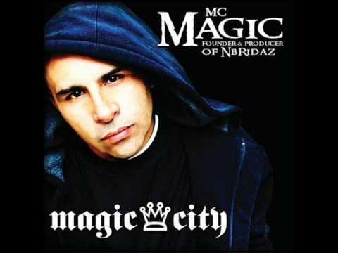 MC Magic - Be My Lady