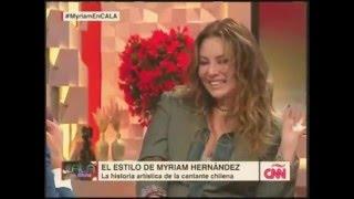 myriam hernández entrevista en cala