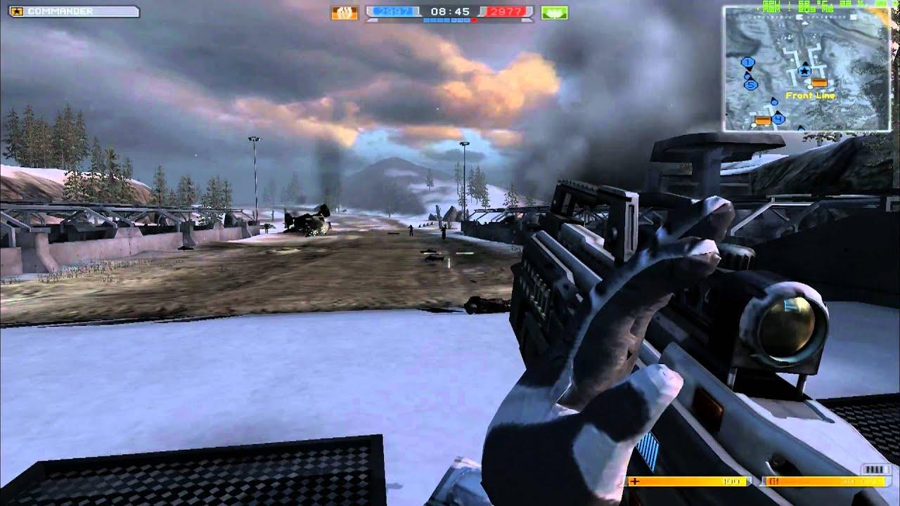 Battlefield 2142 Mod Db