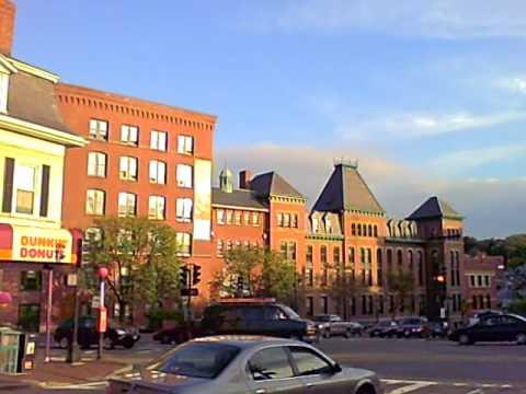 A walk in Lower Mills, Dorchester, Boston, MA 2