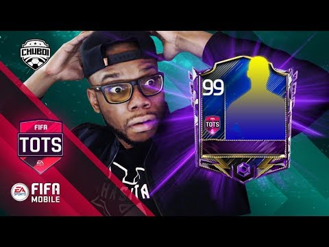 MY BEST PULL OF THE YEAR! EPL TOTS CHAIN PACK OPENING! | FIFA MOBILE