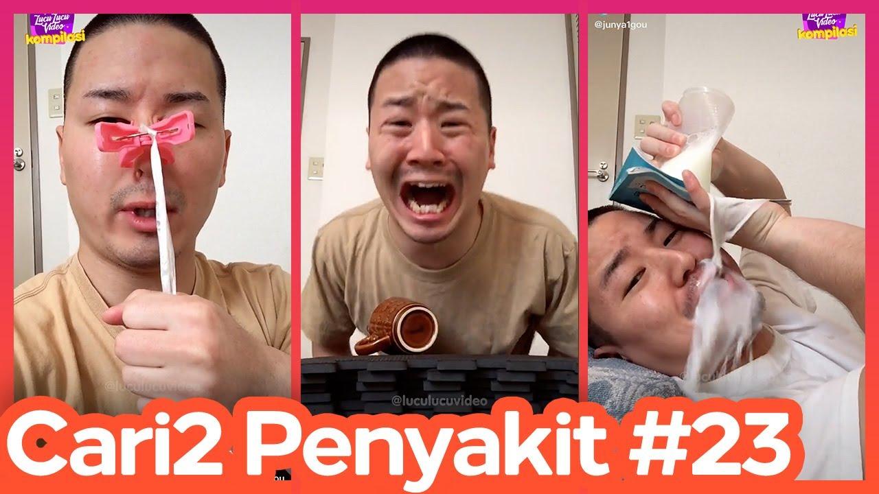 Cari-Cari Penyakit Yang Penting Viral TikTok Junya Legend Part 23