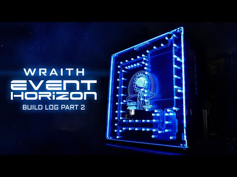 Wraith: Event Horizon Build Log: Part 2: Assembly