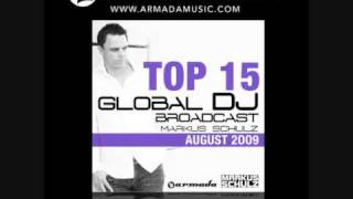 Markus Schulz Global DJ Broadcast Top 15 - August 2009