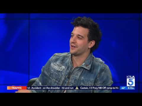 """Mark Ballas Puts the Red Coat Back on for """"Jersey Boys"""" at the Ahmanson Theatre"""