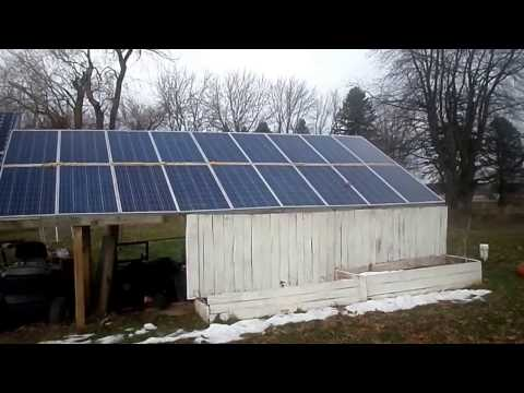 How My Off Grid Solar Works