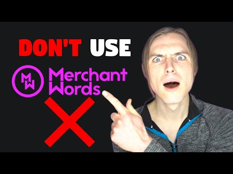 how to use merchant words