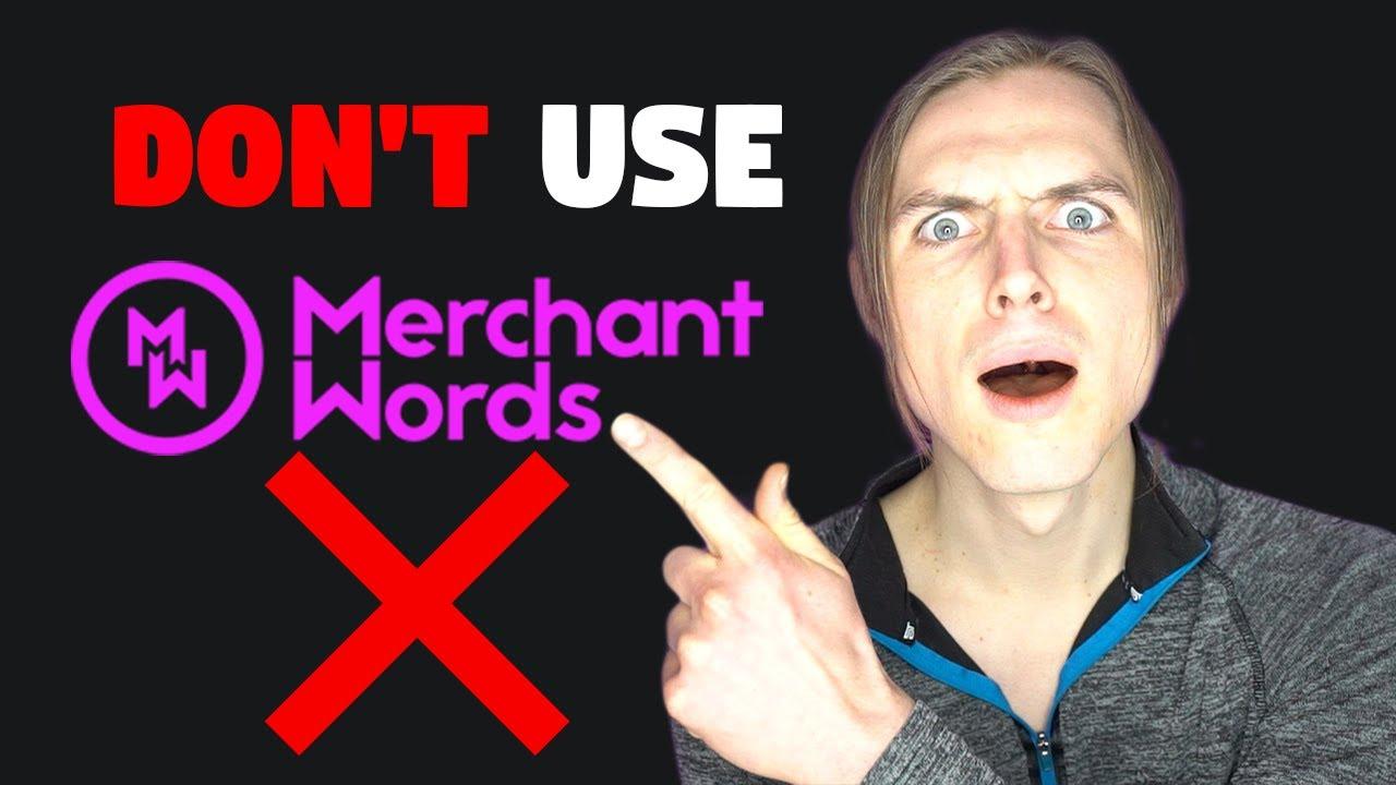 merchant words amazon