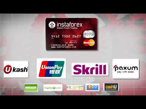 Earn on Forex with InstaForex affiliate program