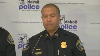 Detroit Police Chief James Craig provides details into traffic stop of Councilman George Cushingberr