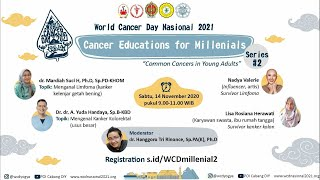 Ayo Hidup Sehat tvOne membahas tentang Kanker Getah Bening, Ini Gejalanya bersama Indra Bekti, dr. S.
