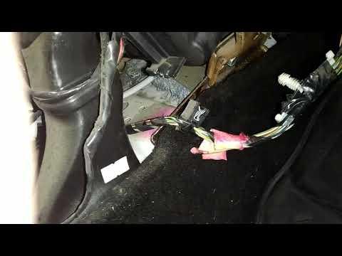 Снятие радиатора печки Форд Фокус 2