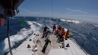 2017 Sydney Hobart  - onboard Envy Scooters TP52