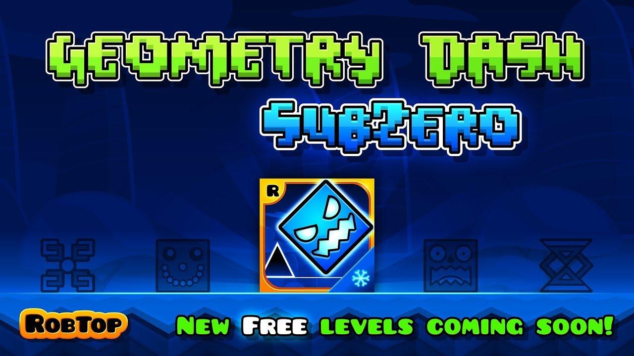 DESCARGAR Geometry Dash SubZero para PC | DescargarPara.com
