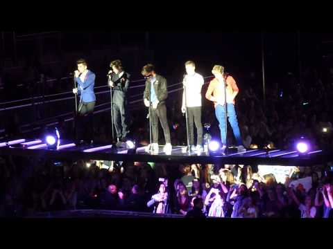 One Direction  Change My MindOne Way Or Another  Take Me Home Tour  London o2 230213 Matinee
