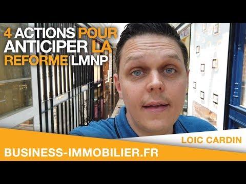 4 Actions Pour Anticiper La Réforme Du Statut LMNP