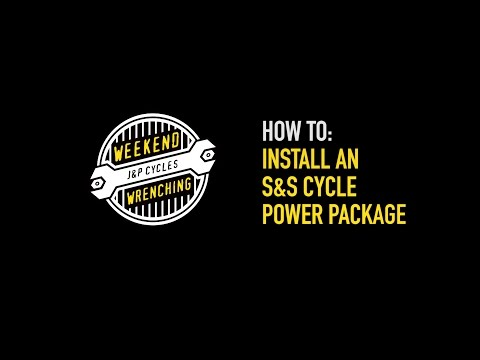 Weekend Wrenching: How to Install an S&S Cycle Power Package