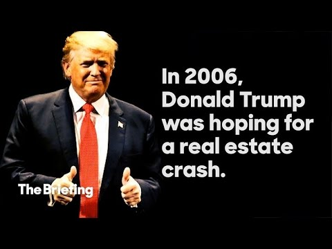 Hillary Ad Goes After Trump For Cheering The Financial Crisis