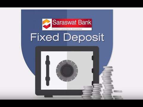 Saraswat Bank Fixed Deposit