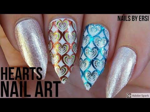 Love/Valentine's Day Manicure-PrettyWomanNyc,Slider Bp Woman,Sparkle&Co,EcBasket