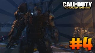 """SUPER GUARDIANES"" Call Of Duty : Advanced Warfare - Campaña Español - Parte 4 - Advanced Warfare"