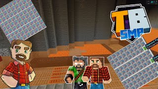 SlackCraft?  DadLizard? Partners!- Truly Bedrock SMP Season 2! - Episode 42