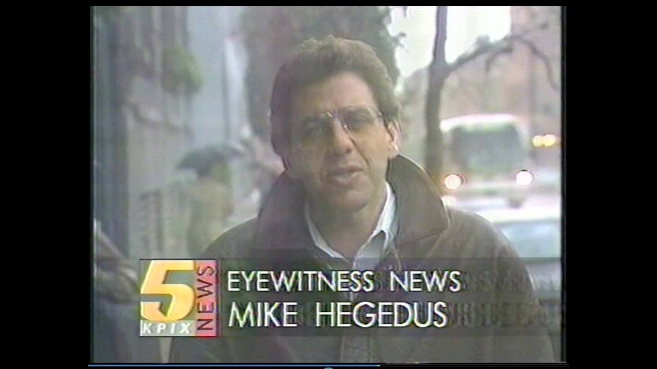 Image result for Mike Hegedus KPIX