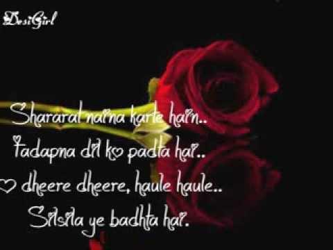 Tere Naina Bade Kaatil Maar hi Daalenge with Lyrics