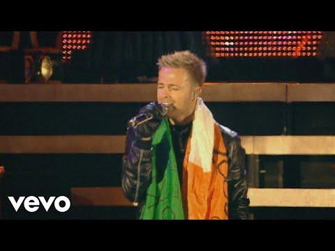 Westlife - Swear It Again (Live At Croke Park Stadium)