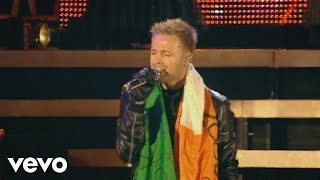 vuclip Westlife - Swear It Again (Live At Croke Park Stadium)