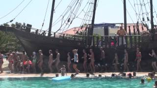 "Kipriotis Village Hotel - Pirate's Ship - ""Mueve la colita"" Thumbnail"