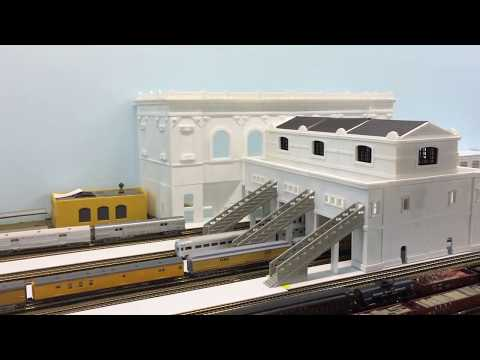 End of May Progress Update – 3D Printed N-Scale Union Station