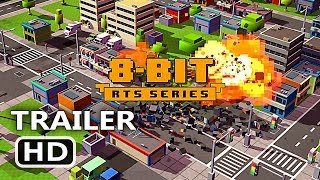 PS4 - 8-Bit Series Gameplay Trailer (2018)