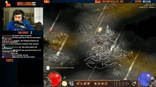 Diablo 2 - Median XL SIGMA!!! Day 1 - Barbarian