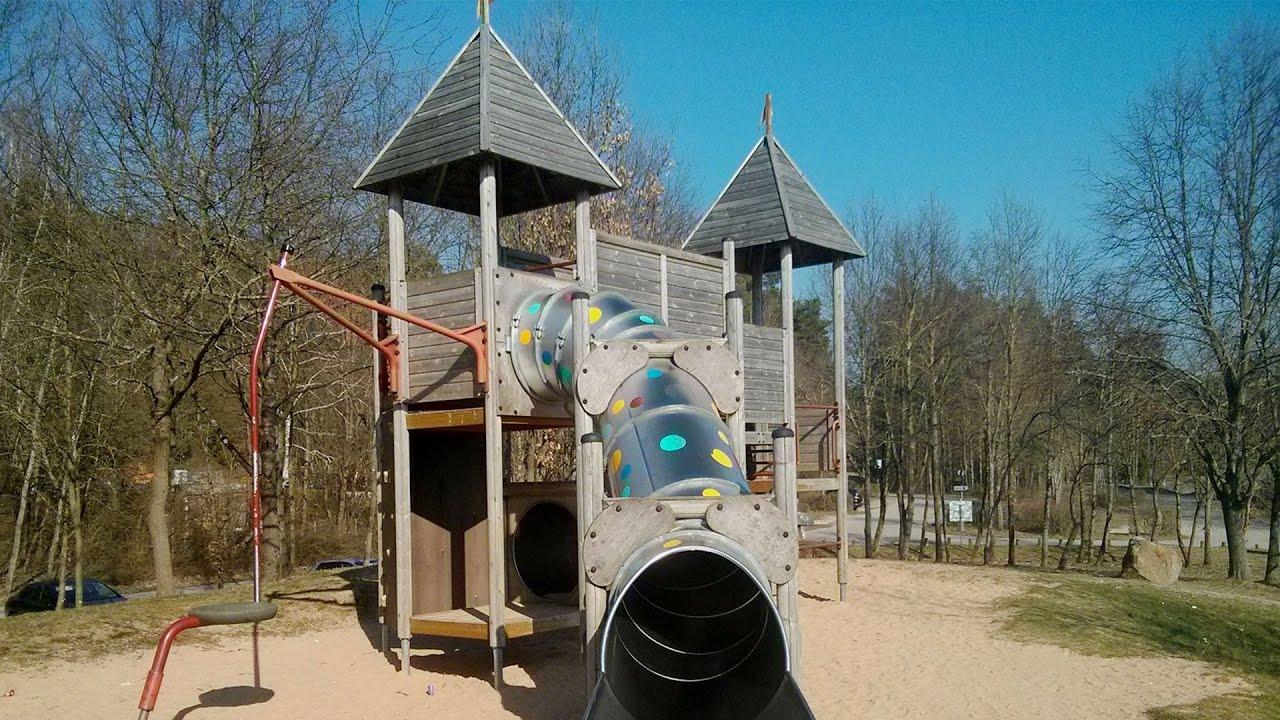 Spielplatz Brombachsee Absberg Damm Und Biergarten Lokal Seeklause