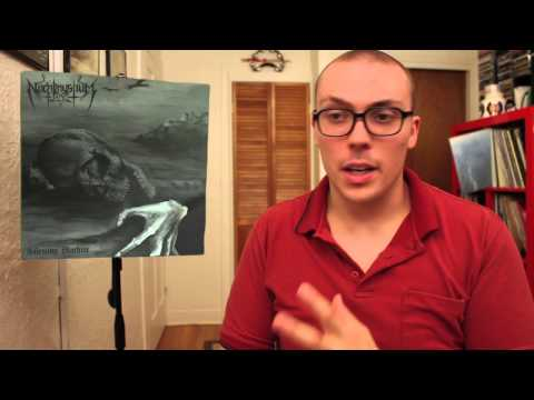 Nachtmystium- Silencing Machine ALBUM REVIEW