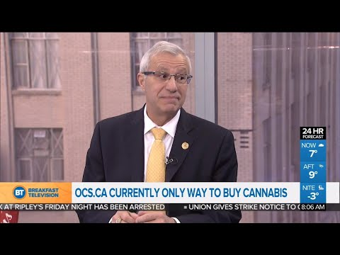 From the OCS to the looming Canada Post strike, Vic Fedeli talks all things pot in Ontario
