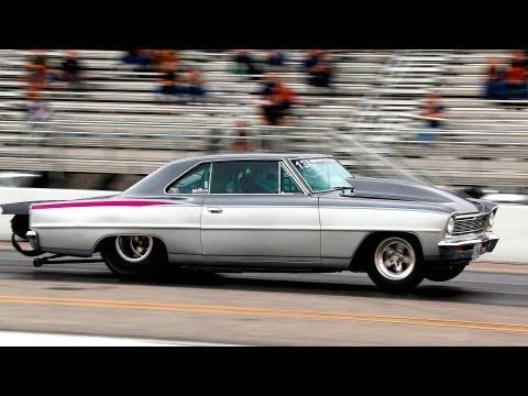 Fastest Street Car in America! Meet 5-Time Drag Week Winner Larry Larson - HOT ROD Unlimited Ep 40