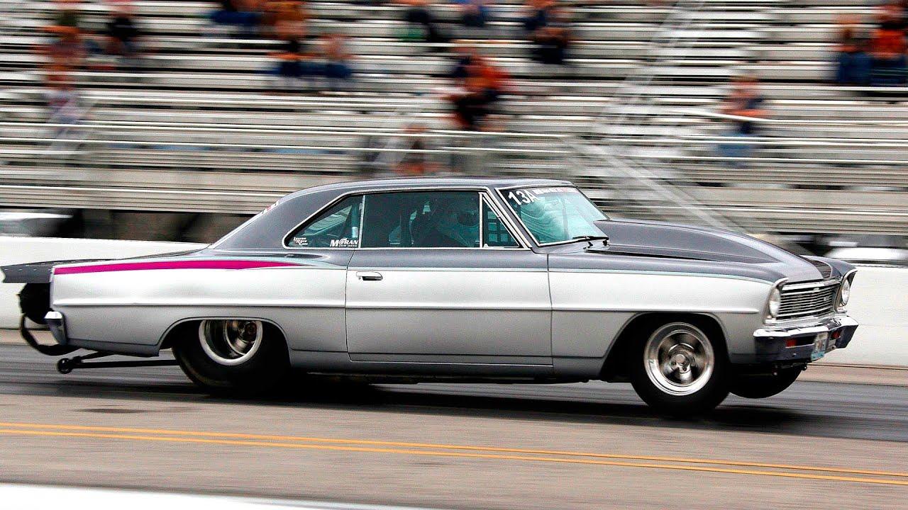 Fastest Street Car in America! Meet 5-Time Drag Week Winner Larry ...
