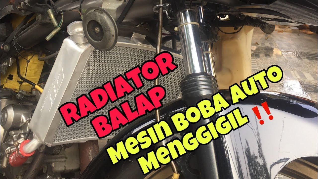 Test ride malem malem pake Radiator Balap Anti Overheat ‼️ | Ninja RR