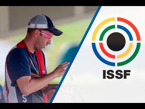 Double Trap Men Final - 2016 ISSF Shotgun World Cup in San Marino (SMR)