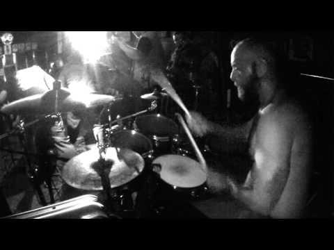 Thrashquatch - BRENT VENTIMIGLIA Drum cam - live at 5 Star Bar 5/6/2016