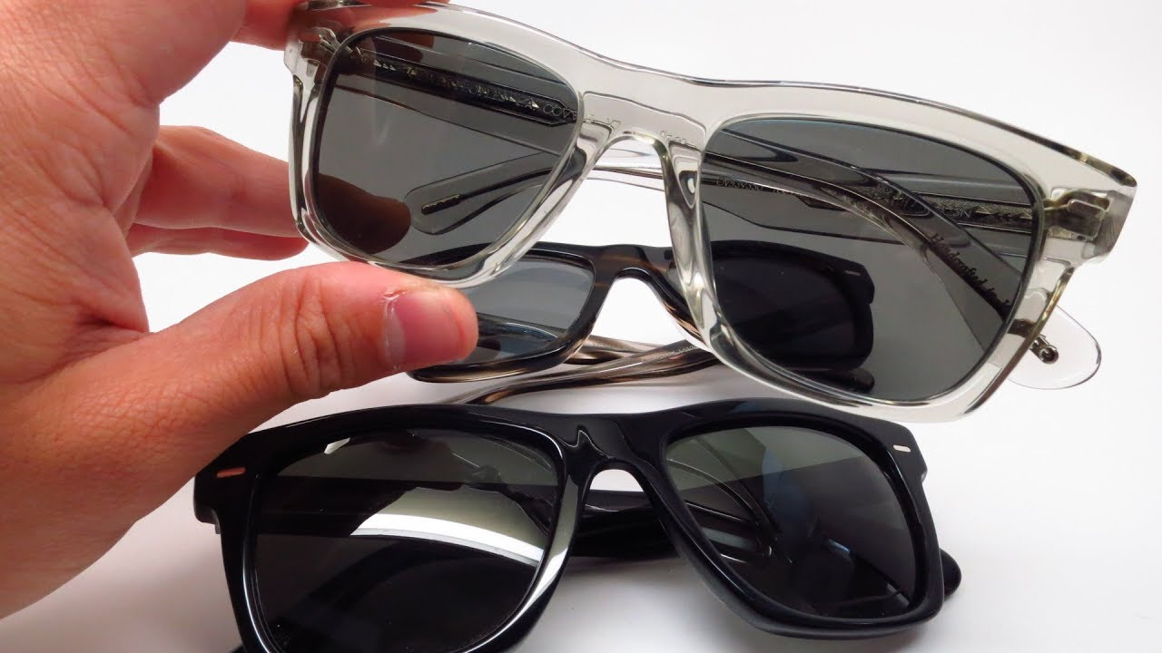 0fd4daae9db Oliver Peoples Oliver OV 5393SU Sunglasses Review & Unboxing - YouTube