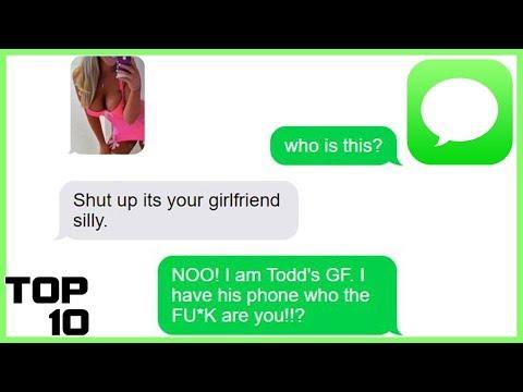 Top 10 Dumbest Text Messages - Part 2