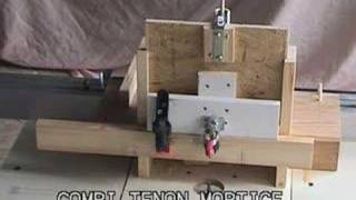 How To With The Original Jimmy Jig/combination Mortice-tenon Jig