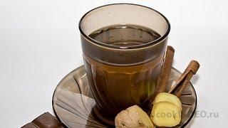 Зимний чай со специями видео рецепт UcookVideo.ru