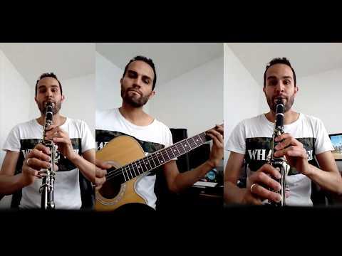 Brazilian Blend - Dueto de clarinetes y Guitarra - Duet for clarinets & guitar